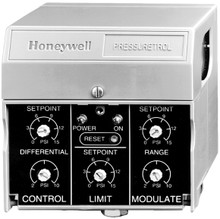 Honeywell P7810A1012 Press Ctrl 0/150#,5/20#Dif