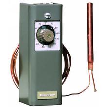 Honeywell T6031A1136 Spdt -30/90F 8' Capillary Temperature Controller