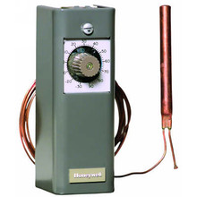 Honeywell T6031F1010 55/90F 5' Capillary W/O Case/Cvr Thermostat