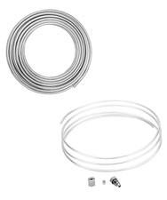 "Robertshaw 11-017 3/8""Aluminum Tubing 5' wiith Fitting"