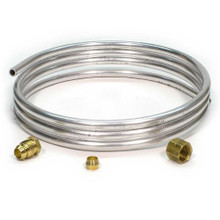 """Robertshaw 11-292 3/16"""" Aluminum Tubing with Fittings, 5'"""