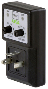 ASCO 272839-001 Adjustable Electronic Timer