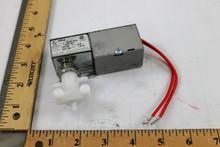 "ASCO 4549-004-120VAC 1/8"" 3Way, Plastic, 120V,"