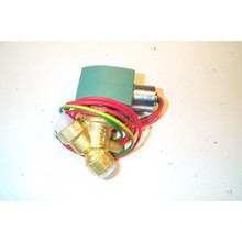 "ASCO 8030G10 3/8"" N/C, 0/7Air, 0/5Water, 1.8Cv Valve"