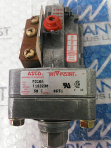 ASCO PG16A Limited Adj Dead Band Switch Unit