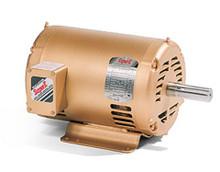 Baldor Motor EM3154T 1.5HP 1740RPM 3PH 145T Motor