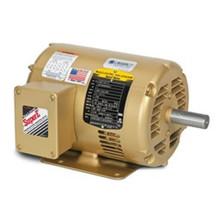 Baldor Motor EM31112 3/4HP,3PH,1730RPM,230/460 Motor