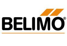 Belimo WGVL+EVB24-MFT Wgvl W/ Nsr Act 562Lb Mft 24V