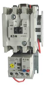 Cutler Hammer-Eaton AN19GN0A5E045 Nema2 Starter 120V 9-45Amp