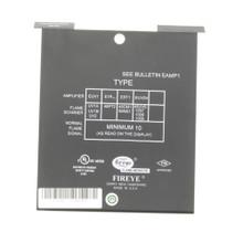 Fireye E1R2 Infrared Amplifier-Spec. Applc.