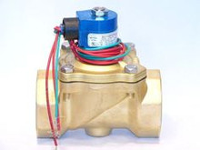 "GC Valves S211GF02N5JJ2 2""Nc 120V, 5-200#Air, 5-150# Water"