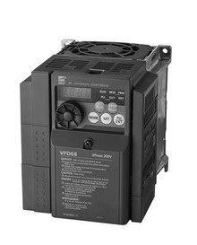Johnson Controls VFD68BFD-2 208/230v3ph 1Hp Variable Frequency Drive