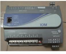 Johnson Controls MS-IOM3721-0 Input/Output Module Control 16Bi