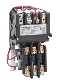 Siemens Industrial Controls 14EP32AF81 3PH 3-Pole 120V Hd Motor Starter
