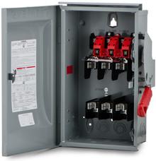 Siemens Industrial Controls HF363R 100A 3P 600V 3W Fused Switch