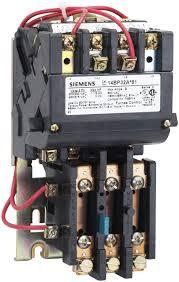 Siemens Industrial Controls 14FP12AG81 240V,1PH,Nema2,Starter
