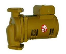 Xylem-Bell & Gossett 1BL013LF 1/12HP,Bronze Circulator Lead Free Pump,Pl-30B