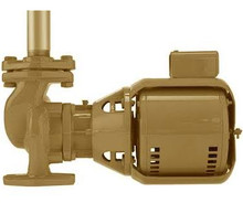 Armstrong Fluid Technology 106285MF-133 S57-AB1 3/4 1PH Bronze/NFI Lead Free Centrifugal Pump