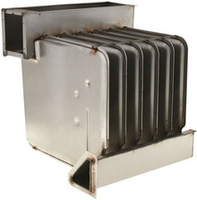 Armstrong Furnace R03585D008 Heat Exchanger w/Face Plate
