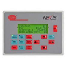 Fireye NXD410 LCD Backlit Display