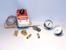 Powers Process Controls 744-1258 0/300F RA Accritem Controller
