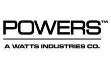 "Powers Process Controls 590-CD075H 3/4"" Bronze Heating Valve"