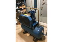 Quincy Compressor QT5QCB3 Pump Head Unit,Fly Wheel, & Filter