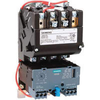 Siemens Industrial Controls 14JUH32AA 3Ph 3-Pole 120/240V Hd Motor Starter
