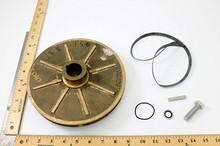 """Taco 950-1072BRP Bronze Impeller 8.4"""" Full Runner"""