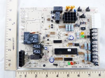 lennox 17w82. lennox 12w64 ignition/fan control board 17w82