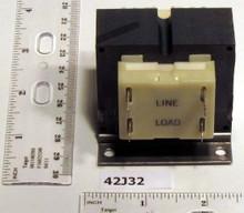Lennox 42J32 120V->24V 40VA Trnsfmr L/Fuse