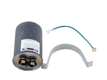 Lennox 53H18 45MFD 440V Rnd Run Capacitor W/Bracket
