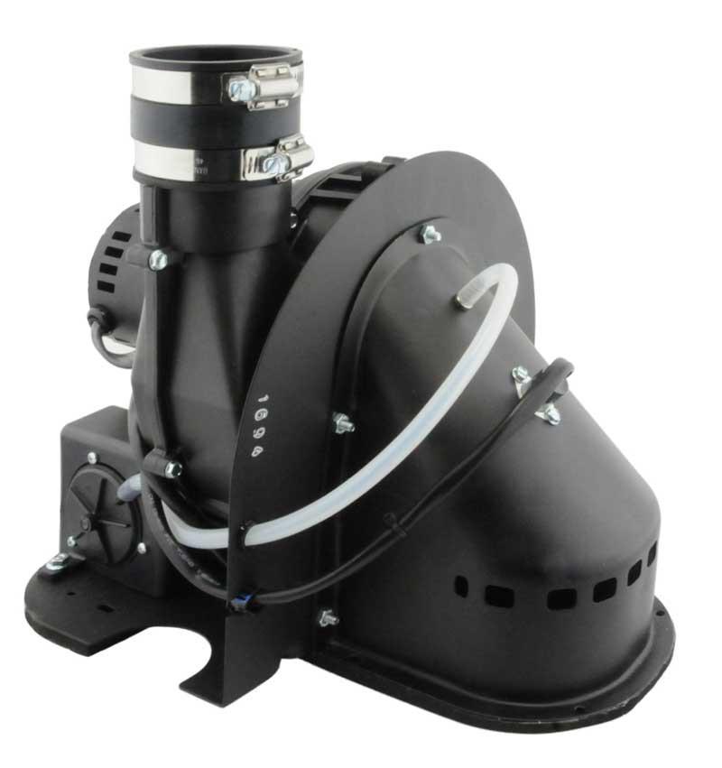 Rheem water heater blower assembly sp13416 for Rheem furnace blower motor replacement