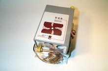 Johnson Controls P66BAB-5 Dual# Fan Speed Control 190/250# 5'