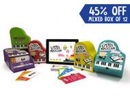 Box of 12: Little Musician Boxsets - Any Combination