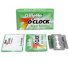 Gillette 7 O'Clock Super Stainless Double Edge Blades - 5 count