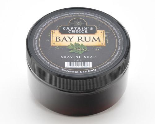 Bay Rum Shaving Soap