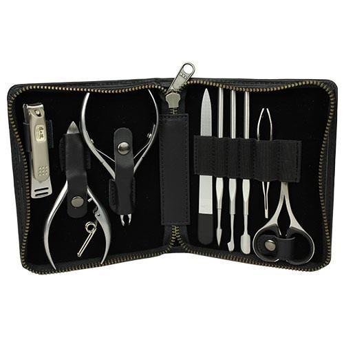 Craftsman Luxury 9-Piece Grooming Kit