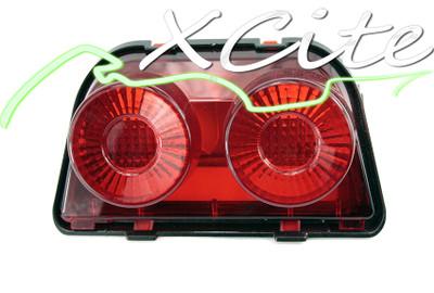 Honda CBR250R 88-89 Tail lights