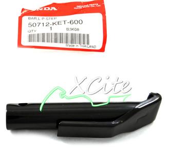 Genuine Honda CBR250R 11-13 LHS pillion foot peg p/n 50712-KET-600