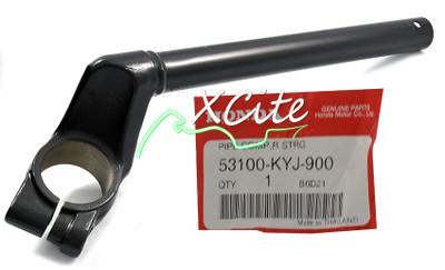 Genuine CBR250R 11-13 RHS handle bar clip on 53100-KYJ-900