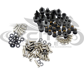 Fairing bolts kit ZX-10R 08-10 BT143