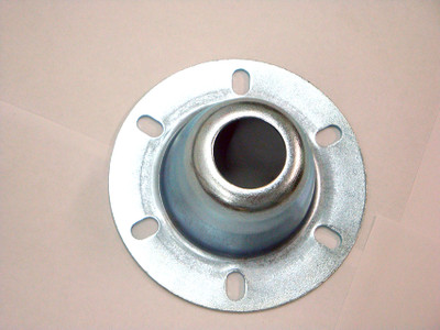 Adaptor flange for MC22 mufflers