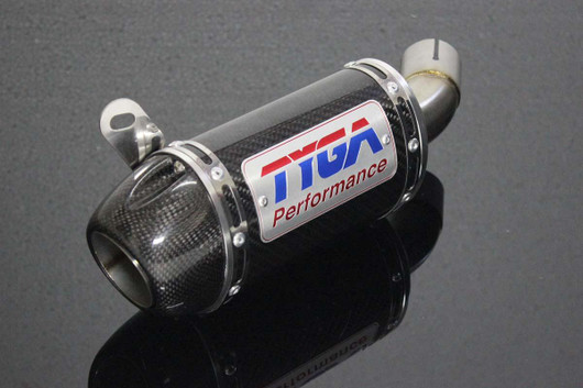 Tyga Performance carbon fibre exhaust Yamaha R25 & R3 EXPS-0060