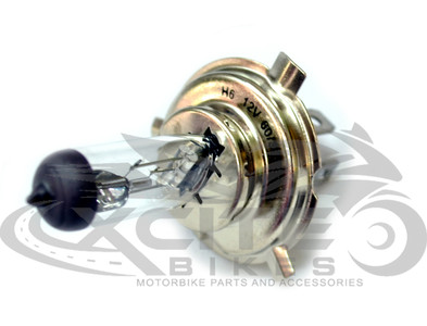 Headlight globe/bulb CBR250RR MC22, years 1990 to 1999, 12v 35/60w, aftermarket