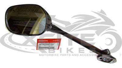 Genuine Honda CBR250R 11-13 LHS mirror 88120-KPP-T01