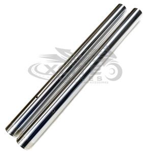 Aftermarket fork tubes / pipes Kawasaki ZX6R 2000 to 2001, pair FT314