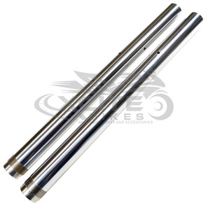 Aftermarket fork tubes / pipes Kawasaki ZX10R, 06 to 07, pair FT316
