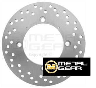 MetalGear rear rotor, Honda CBR250R CBR300R CB300R 20-976