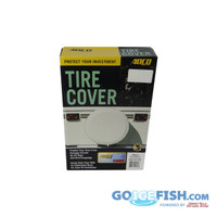 ADCO Tire Cover White